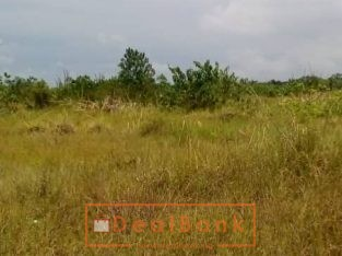 300 plots of land at Abijo GRA