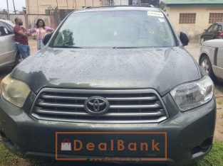 Toyota Highlander 2008 for sale