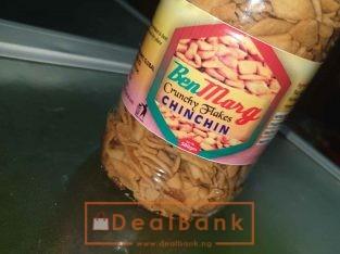BenMarg Crunchy Flakes Chinchin