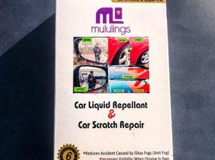 Car Rain Repellant & Scratch Repair